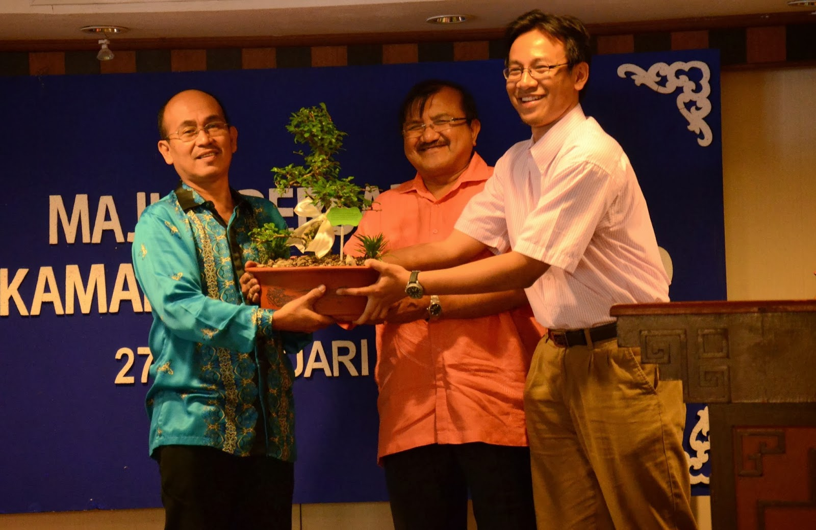 NEWS Senior Lecturer Kamaruzaman Abd Rasid Retires After 3 Decades
