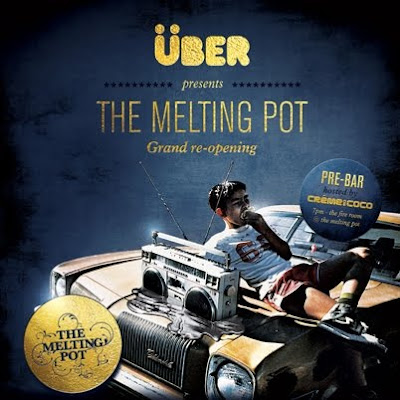 Uber, The Melting Pot, Josh Wink, Mark Knight