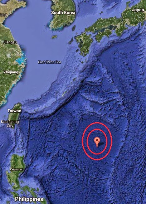 Magnitude 4.7 Earthquake of Hachijo-jima, Japan 2014-09-22