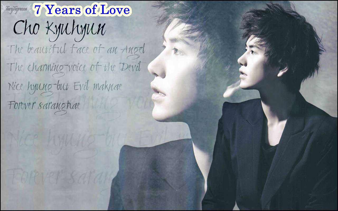 Monchan Worlds: [LIRIK] 7 Years Of Love By. Kyuhyun (Rom + Hangul ...[LIRIK] 7 Years Of Love By. Kyuhyun (Rom + Hangul + Indonesia)