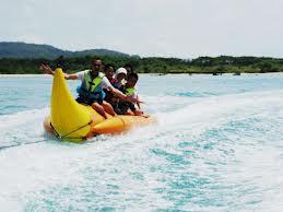 Banana Boat Tanjung Lesung