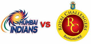 Champions League T20 2011 Final Mumbai Indians vs Royal Challengers Bangalore