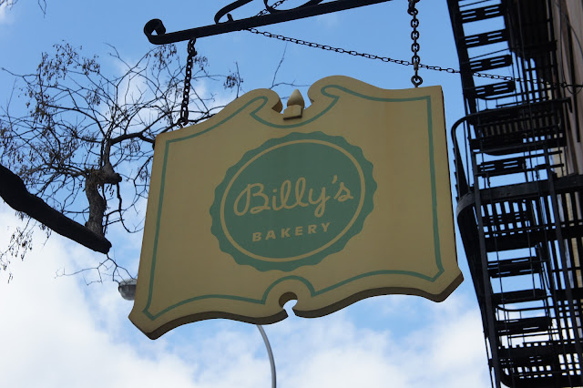 Billy's Bakery in Manhattan