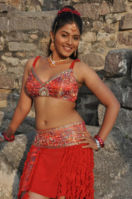 hot south actress anjali