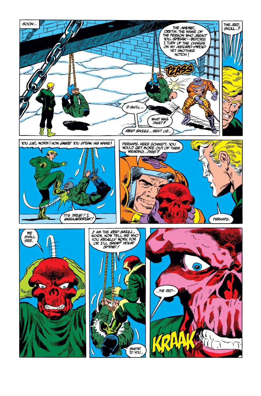Captain America (1968) Issue #383 #316 - English 53