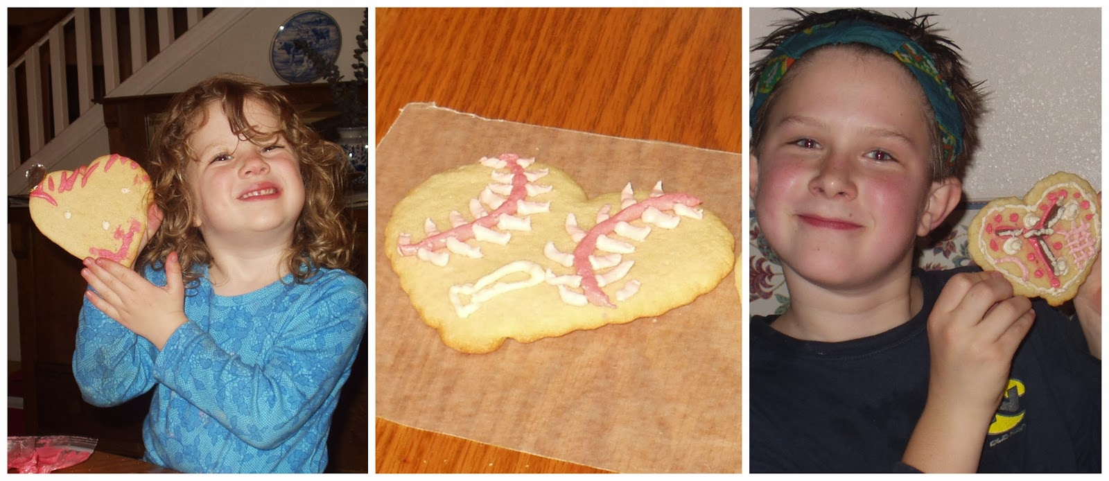 Valentine Cookie Contest