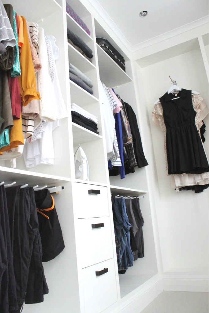It 39 s a house en av sveriges st rsta inredningsbloggar for Homes with walk in closets