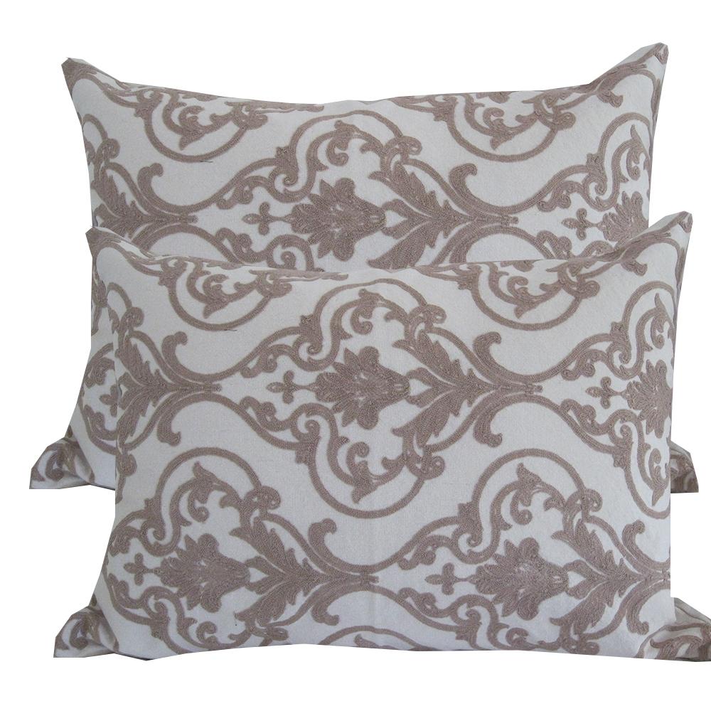 Decorative Standard Pillow Shams : SPD Home Decor