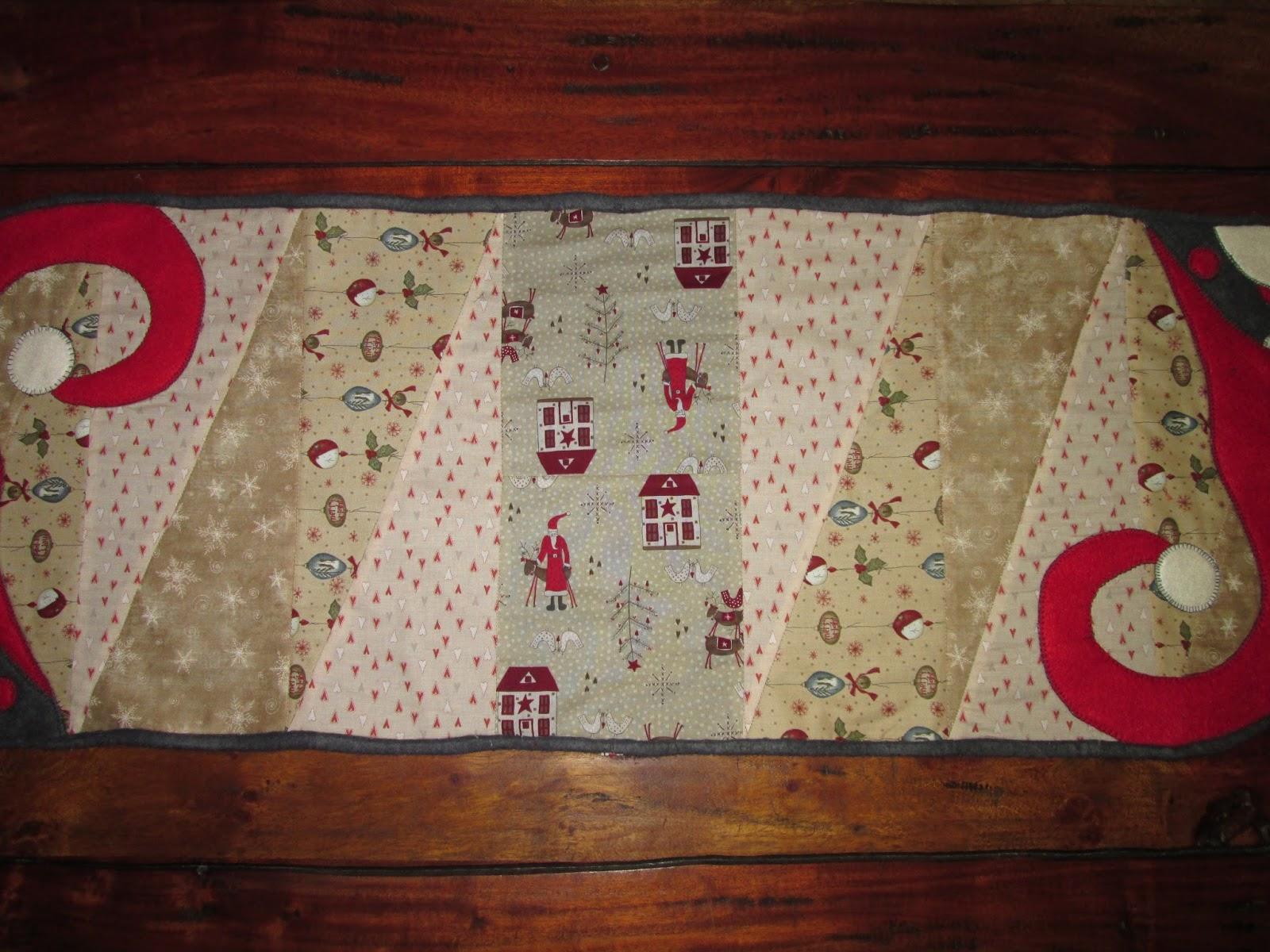 Idee Cucito Per Natale : Carmen country colorare creare cucire cucito natalizio