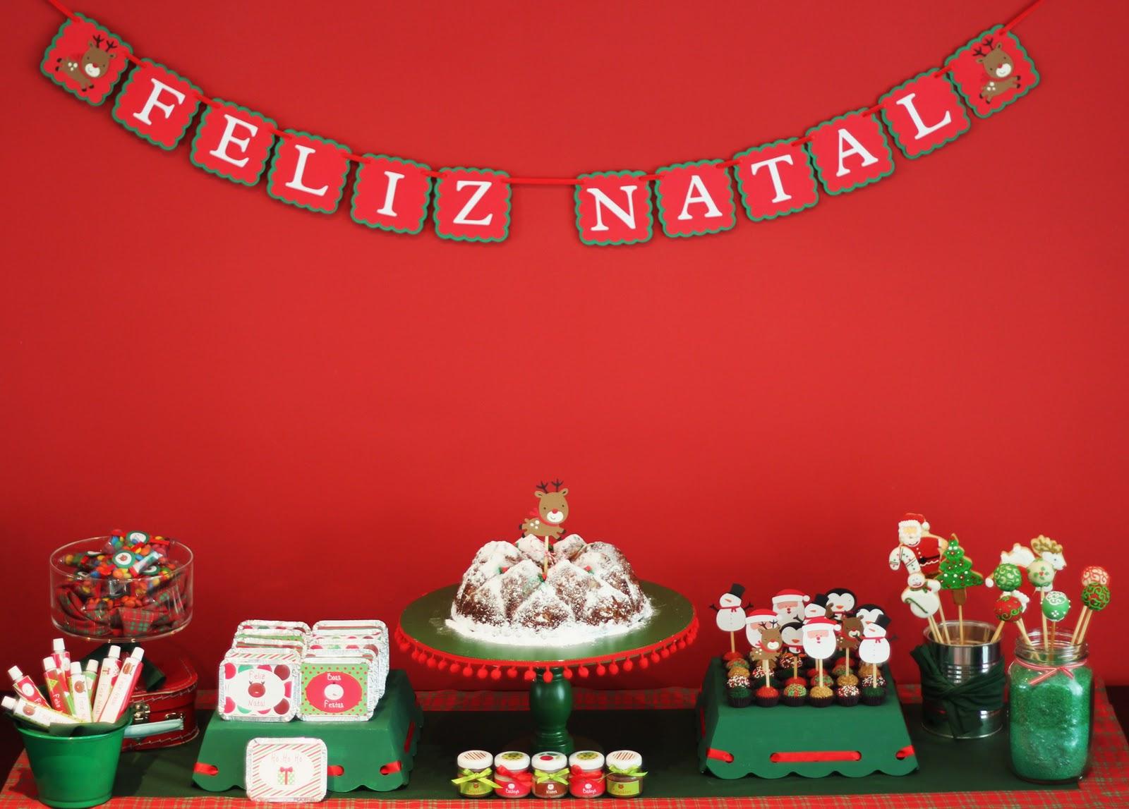 CARAMINHOLANDO Festas& Eventos Decoraç u00e3o e Gostosuras de Natal # Decoração De Natal Simples Escola