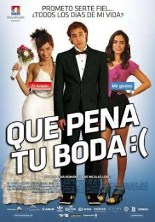 Ver pelicula Que pena tu boda (2011) Online online