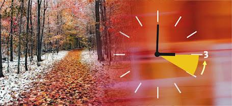 Υπενθυμιση: Αλλαζει η ωρα τα ξημερωματα της Κυριακης, 30 Οκτωβριου