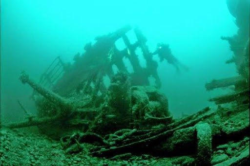 Ocean Superliners The Wreck Of The 1908 Laurentic