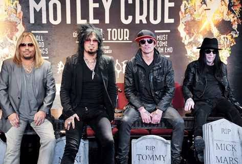 Motley Crue, The Final Tour