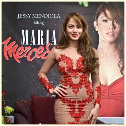 Jessy Mendiola officially launched as Maria Mercedes