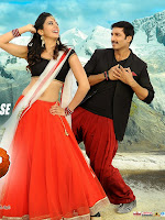 Loukyam movie wallpapers and Posters-cover-photo