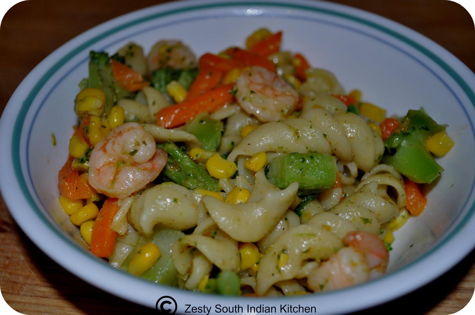 Garlic shrimp s...
