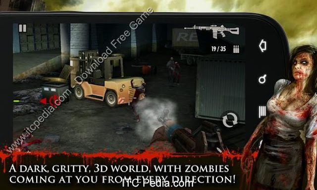 CONTRACT KILLER: ZOMBIES v2.02 - Free Android Game - Download