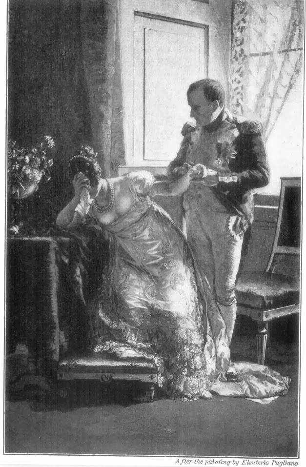 "a history of josephine and napoleon Napoleon had an attraction to body odor of josephine napoleon  ""life story:  napolean's secret weapon – joséphine bonaparte"" ""how the."