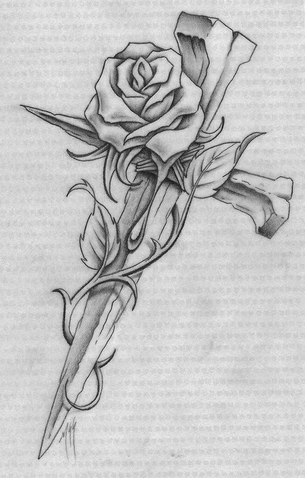 ♥ ♫ ♥ Cross Designs Tattoo ♥ ♫ ♥