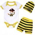 Baby Jumper 3 In 1 – Bagus, Bahan Kaos Lembut