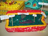 1ºANOS: A Célula Bacteriana