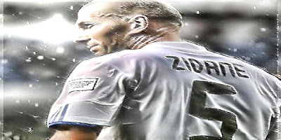 For Zidane while early