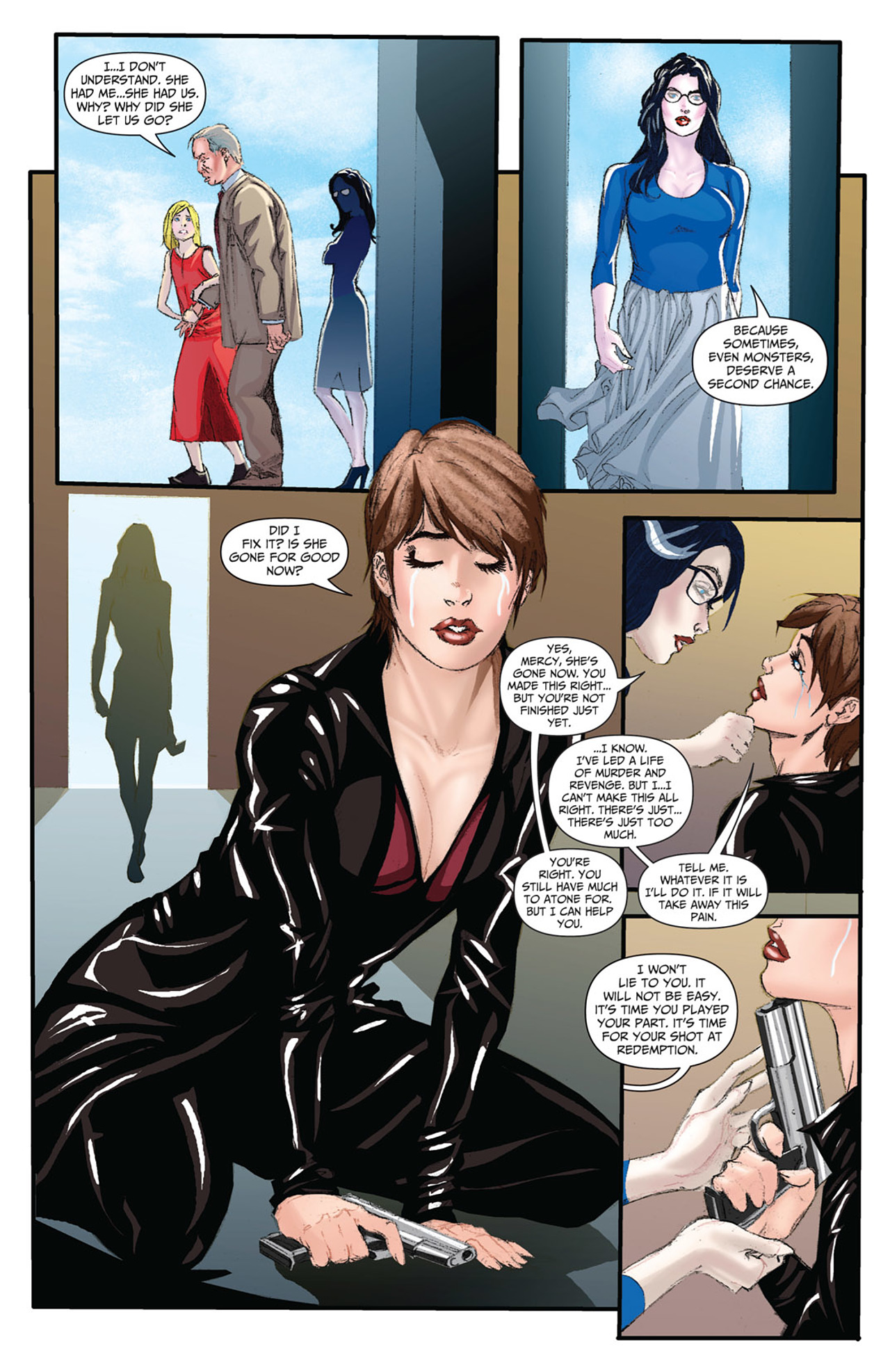 Grimm Fairy Tales (2005) Issue #41 #44 - English 23