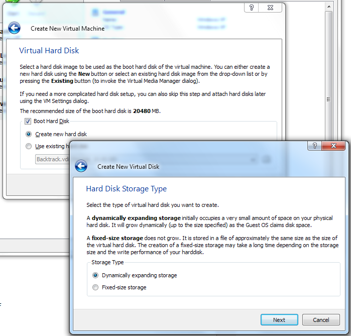 how to run another hard drive operating system on vmware