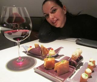Urbina vinos blog restaurante sergi arola gastro en madrid - Restaurante de sergi arola ...