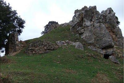 Ruinas de la torre