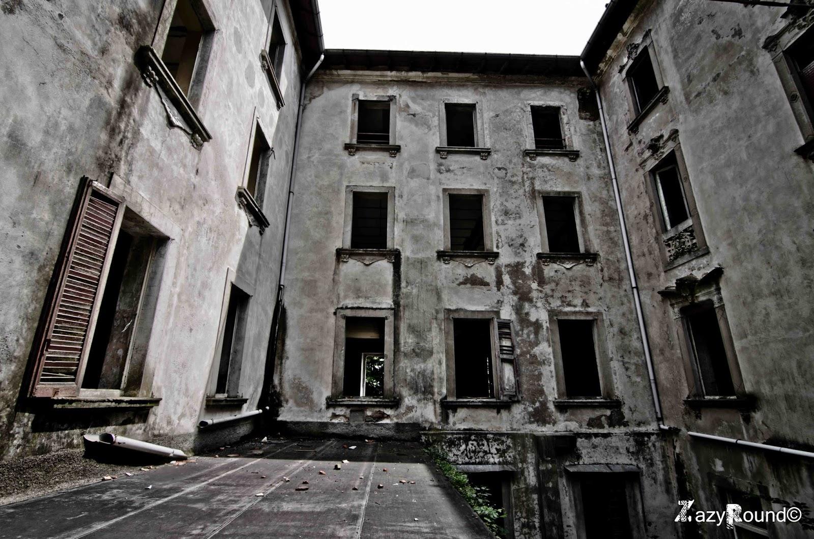 Abbandonografando i relitti dell 39 ex grand hotel p for Piccoli piani di costruzione dell hotel