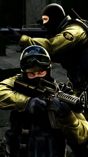 Counter Strike Mobile Wallpapers