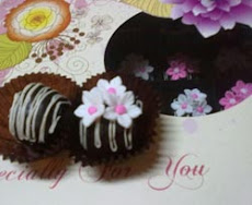 Pop Cake + Chocolate in Ribbon Gift Box
