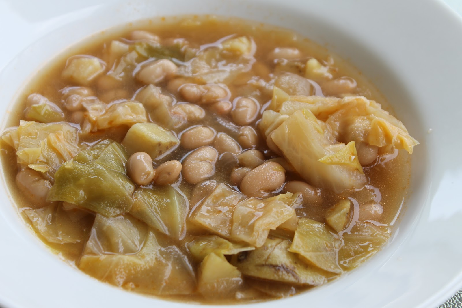 rustic cabbage soup it s called rustic cabbage soup and