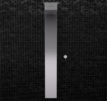 Функциональная душевая система Aviva Shower от Malik Dedovic