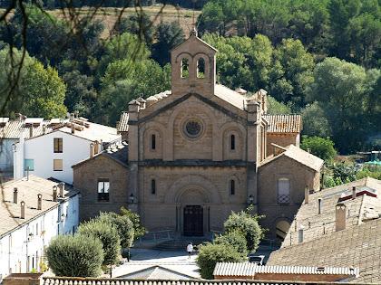 L'església de Sant Mateu de l'Ametlla de Merola