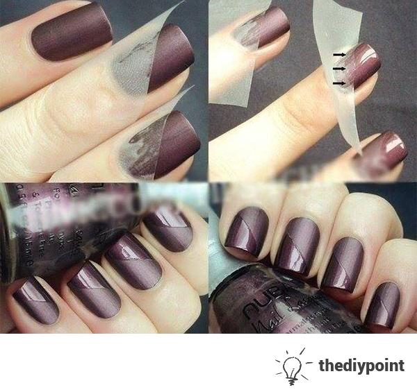 Three Nails Diy Tutorials With Steps.