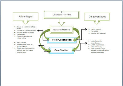 disadvantage of qualitative research