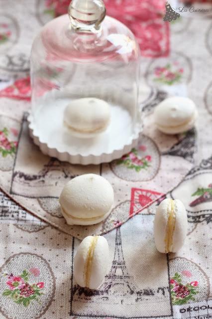 como hacer macarons con merengue italiano