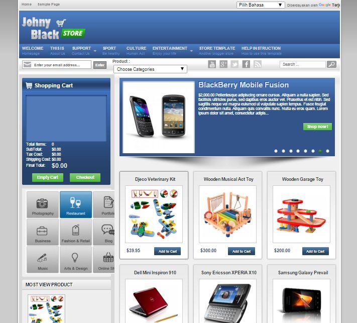 onlineshop gratis erstellen