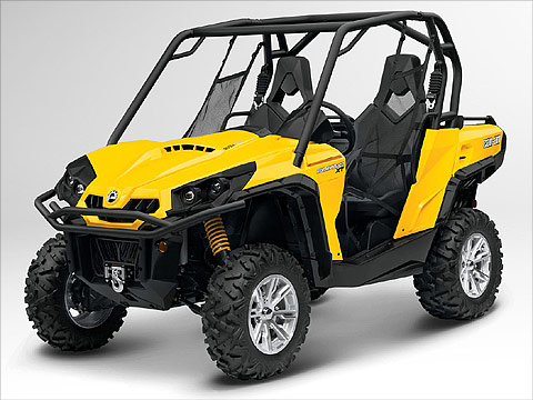 2012 Can-Am Commander 1000 ATV pictures 1