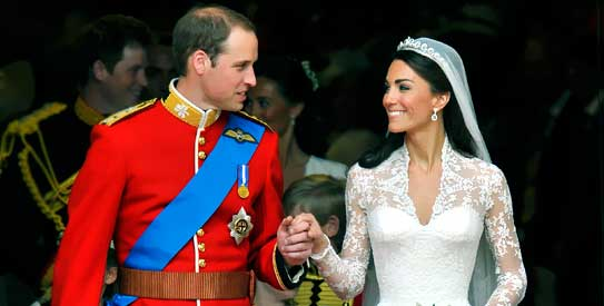 prince william kate middleton wedding_30. Kate Middleton and Prince