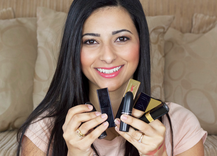 Lipstick GIVEAWAY: MAC, Dior, Chanel, Burberry, Laura Mercier and more!