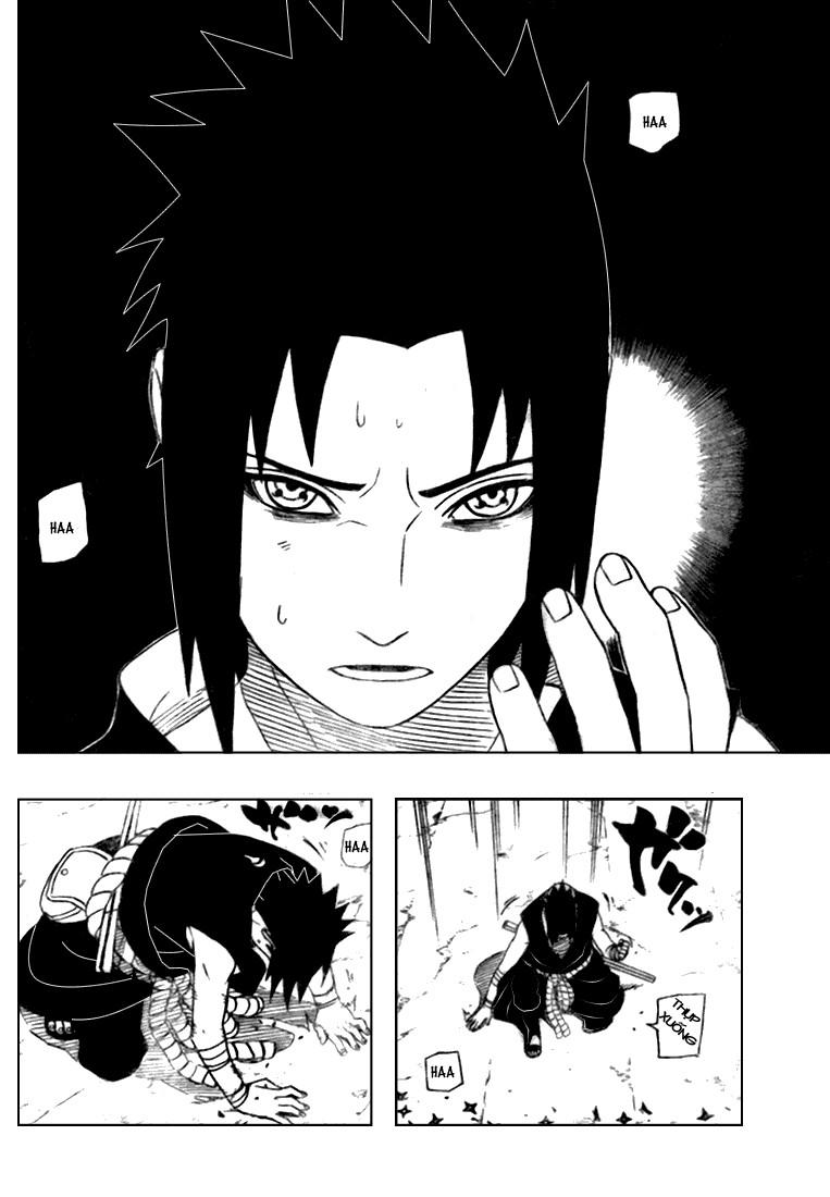 Naruto chap 388 Trang 12 - Mangak.info