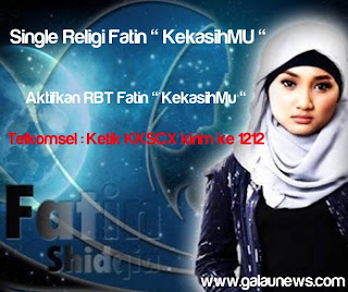 Download MP3 Fatin - KekasihMu