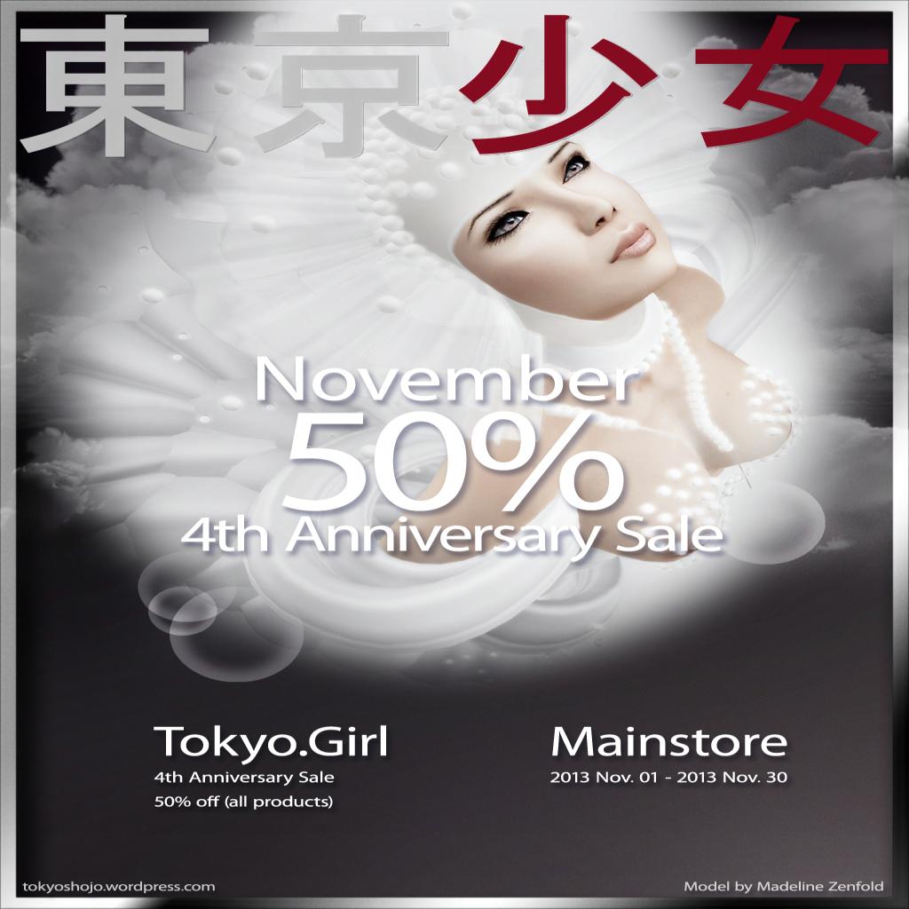 Tokyo Girl Sale