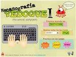 Vedoque: Mecanografía para niños 1º y 2º Primaria