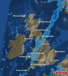 BBC Weather: United Kingdom
