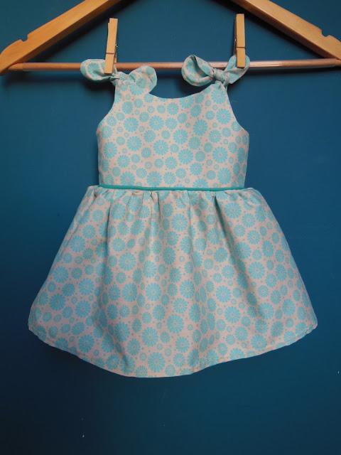 itty bitty baby dress baby jurkje